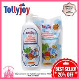 Brand New Tollyjoy Baby Accessories And Vegetable Liquid Cleanser 900Ml Refill Pack 900Ml