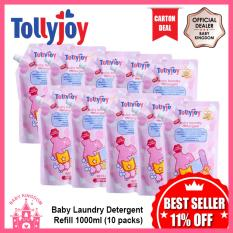 Buy Tollyjoy Laundry Detergent Carton Deal 10 Packs Cheap Singapore