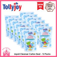 Sale Tollyjoy Liquid Cleanser Carton Deal 12 Packs Singapore