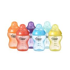Sale Tommee Tippee Closer To Nature Fiesta Bottle 9 Oz 6 Pk Tommee Tippee