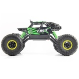 Low Cost Tomsoo 1Pc Remote Control Off Road Racer Rc Truck Car 4Wd Off Road Vehicle Child Toy Green Safe Intl