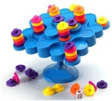 Topple Balance Game Don T Let Topple Topple As You Try To Score Points Kids Children Great Family Activity Board Game Intl Best Price