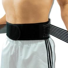 Tourmaline Magnetic Therapy Lower Back Waist Support Belt By Nicedeal Sg.
