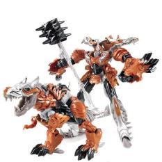 Price Transformation Dinosaur Grimlock Robots Deform Toys Action Figures Dinosaur Toy Model 703 Export Intl Oem New