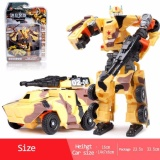Latest Transformers 5 Bumblebee Optimus Prime Dinosaur Combination Robot *D*Lt Child Deformation Toy Model Intl