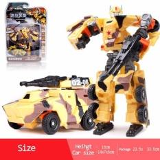 Buy Transformers 5 Bumblebee Optimus Prime Dinosaur Combination Robot *d*lt Child Deformation Toy Model Intl China