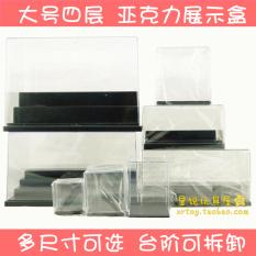 Wholesale Mytoka Dust Proof Transparent Display Showcase