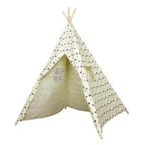 Ts6J5X Five Star Printed Kids Play Teepee Intl For Sale Online
