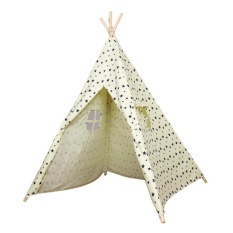 Compare Price Ts6J5X Five Star Printed Kids Play Teepee Intl Oem On China