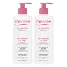 Who Sells Twin Pack Topicrem Ultra Moisturizing Body Milk 500Mlx2 Cheap