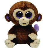 Review Ty Beanie Boos Original Big Eyes Plush Toy Doll Child Birthday Monkey Doll 15Cm Wj159 Intl Oem