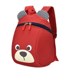 Unisex Kids Baby Cute Cartoon Bear Backpack School Kindergarten Travel  Outdoor Bag with Removable Anti- ec9cd178bf072
