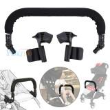 Universal Baby Stroller Pushchair Grip Handle Handlebars Armrest Bumper Bar Intl Compare Prices