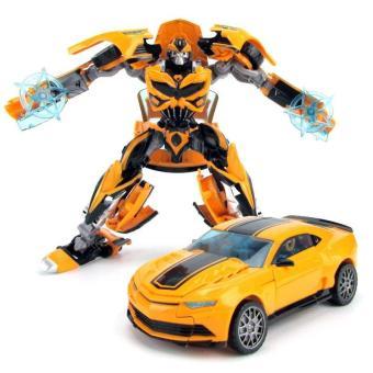 Upgraded Version Transformation 5 Bumblebee Toys Hobbies Deform Robots Action Figures Toy Robot 712-8YH - intl