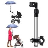 Get The Best Price For Useful Adjustable Umbrella Stretch Stand Holder Plastic Stroller Accessory Baby Stroller Pram Umbrella Stretch Stand Holder Intl