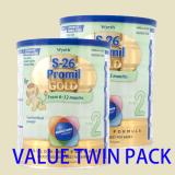 Value Twin Pack Wyeth S 26 Promil Gold 2 900G Wyeth Discount