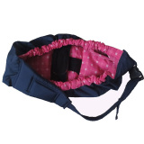 Coupon Vanker Infant Baby Carrier Sling Wrap Bag Blue Pink