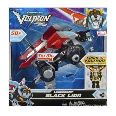 Best Price Voltron Legendary Black Lion Electronic Light Sound