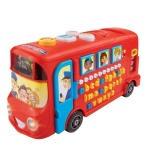 Price Comparisons For Vtech Playtime Bus With Phonic