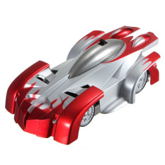 Retail Wall Climbing Remote Control Car Red