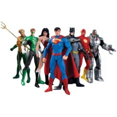 Price Compare We Can Be Heroes Justice League 7 Pack Action Figures Intl