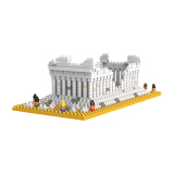 Sales Price Weagle 2284 Parthenon Temple Building Blocks