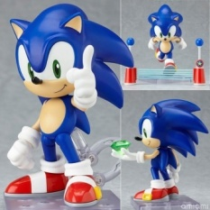 Buy Wholesale 4 Sonic The Hedgehog Vivid Nendoroid Series Boxed Pvc Action Figure Collection Model Toy 214 Intl