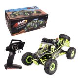 Low Price Wl Toys 12428 Rc Car 1 12 Scale 2 4G Electric 4Wd Climbing Car Remote Control Car 50Km H High Speed Rc Car(Green) Intl