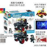 Cheaper Wma City Military Disassembly Fight Inserted Building Blocks