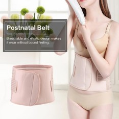 Women Postnatal Bandage Maternity Postpartum Belt Waist Belly Recovery Band (l) - Intl By Highfly.