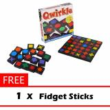 Buy Xtv Hot Qwirkle Board Game Mix Match Score And Win Kids Funny Family Party Game Intl Oem