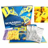 Buy Xtv Junior Scrabble 2 Levels Of Play Two Fun Word Game In One Funny Education Toy Oem Online