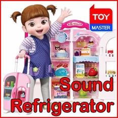 Discount Young Toys Korea Kongsuni Sound Refrigerator Carrier Toy Set Intl Young Toys South Korea