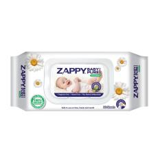 Buy Zappy Organic Baby Pure Wet Wipes 80S Unscented 24 Packets Online Singapore