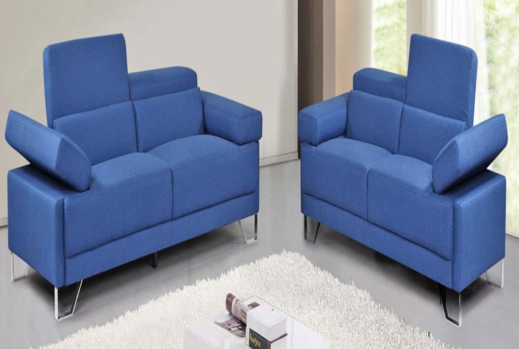 Gemini Fabric 3 Seaters Sofa SFF238