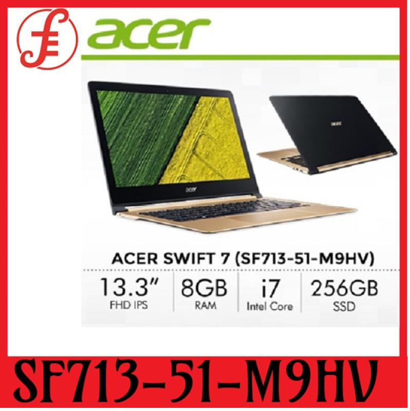 Acer Swift 7 (SF713-51-M9HV) - 13.3 FHD Ultrathin Notebook