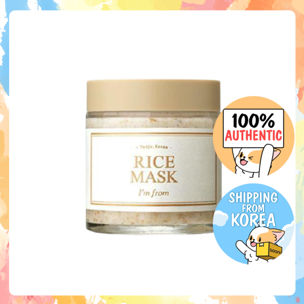 Buy [IM FROM] Rice Mask 110g Beauty  Personal Care  Skincare  Mask Singapore