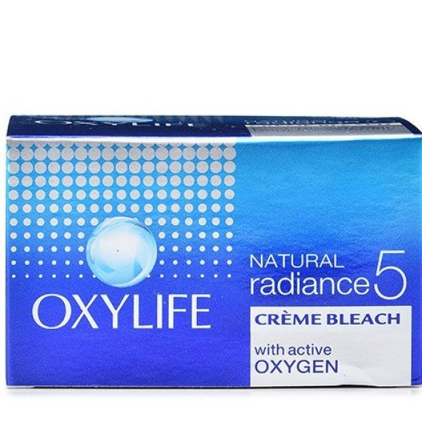 Buy OXYLIFE NATURAL RADIANCE 5 CREME BLEACH 126GRM Singapore
