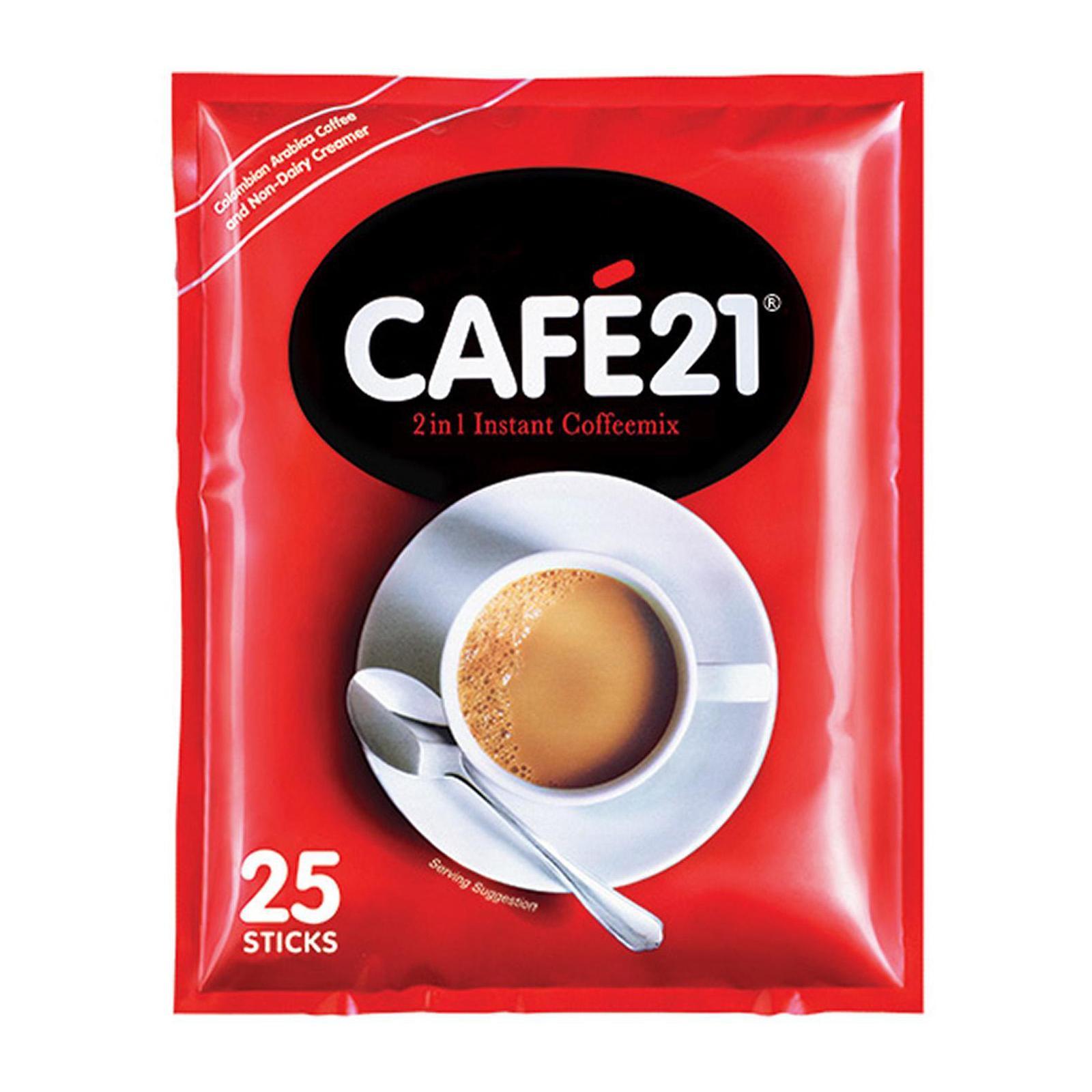 Cafe21 2 in1 Instant Coffeemix