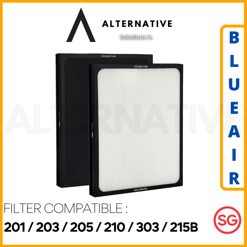 BLUEAIR 200 Series Compatible HEPA Filter Singapore