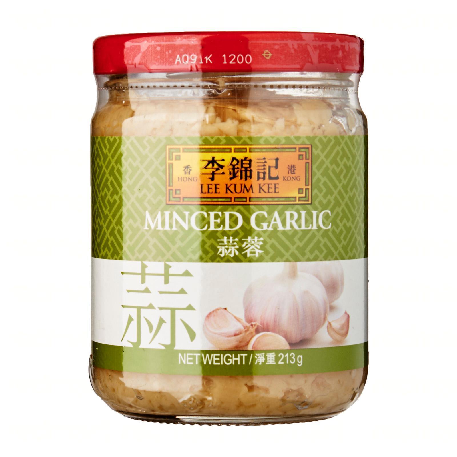 Lee Kum Kee Freshly Minced Garlic
