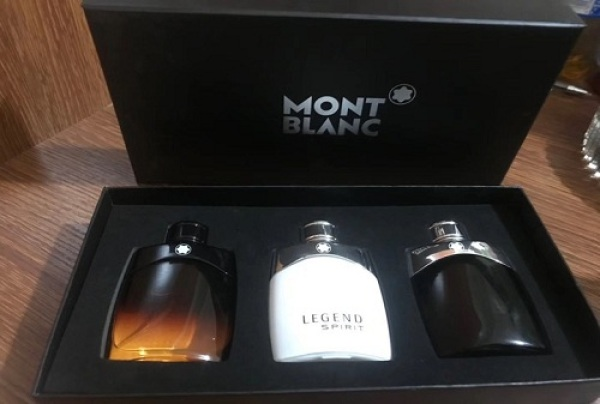 Buy Mont Blanc Set for Men With 3 x 30ml Singapore