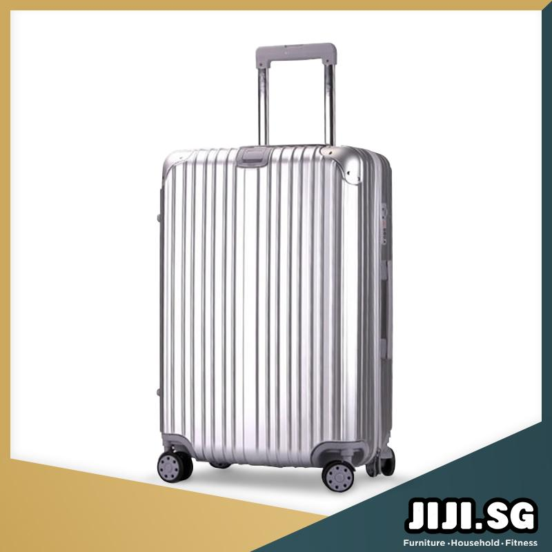 (JIJI SG) Premium Luggage 20/24/28 inch - Travel Bags / Hard Shell / Best Value (SG)