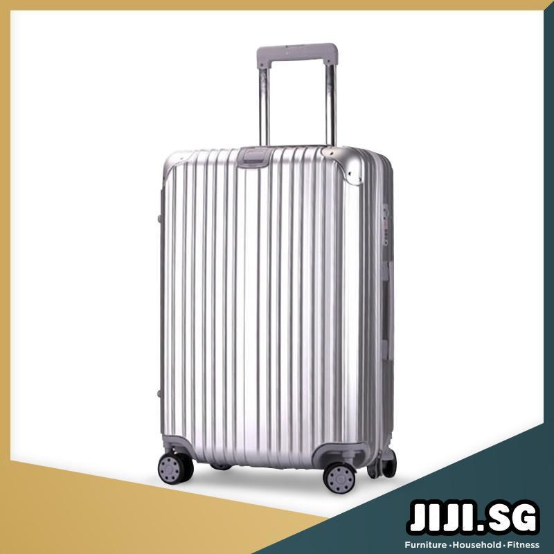(JIJI SG) Premium Luggage 20/24/28 inch - Travel Bags / Hard Shell / Best Value (SG)