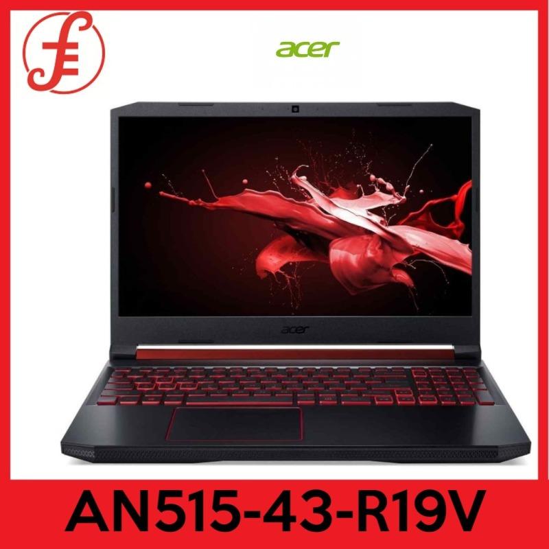 Acer Nitro 5 AN515-43-R19V AMD Ryzen 7 3750H quad-core processor Windows 10 Home AMD Radeon RX 560X with 4 GB of dedicated GDDR5 VRAM 15.6  Full HD IPS LED-backlit TFT LCD 8GB DDR4 RAM 512GB PCIe NVMe SSD (AN515-43-R19V)