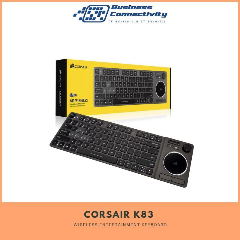 CORSAIR K83 Wireless Entertainment / Gaming Keyboard Singapore