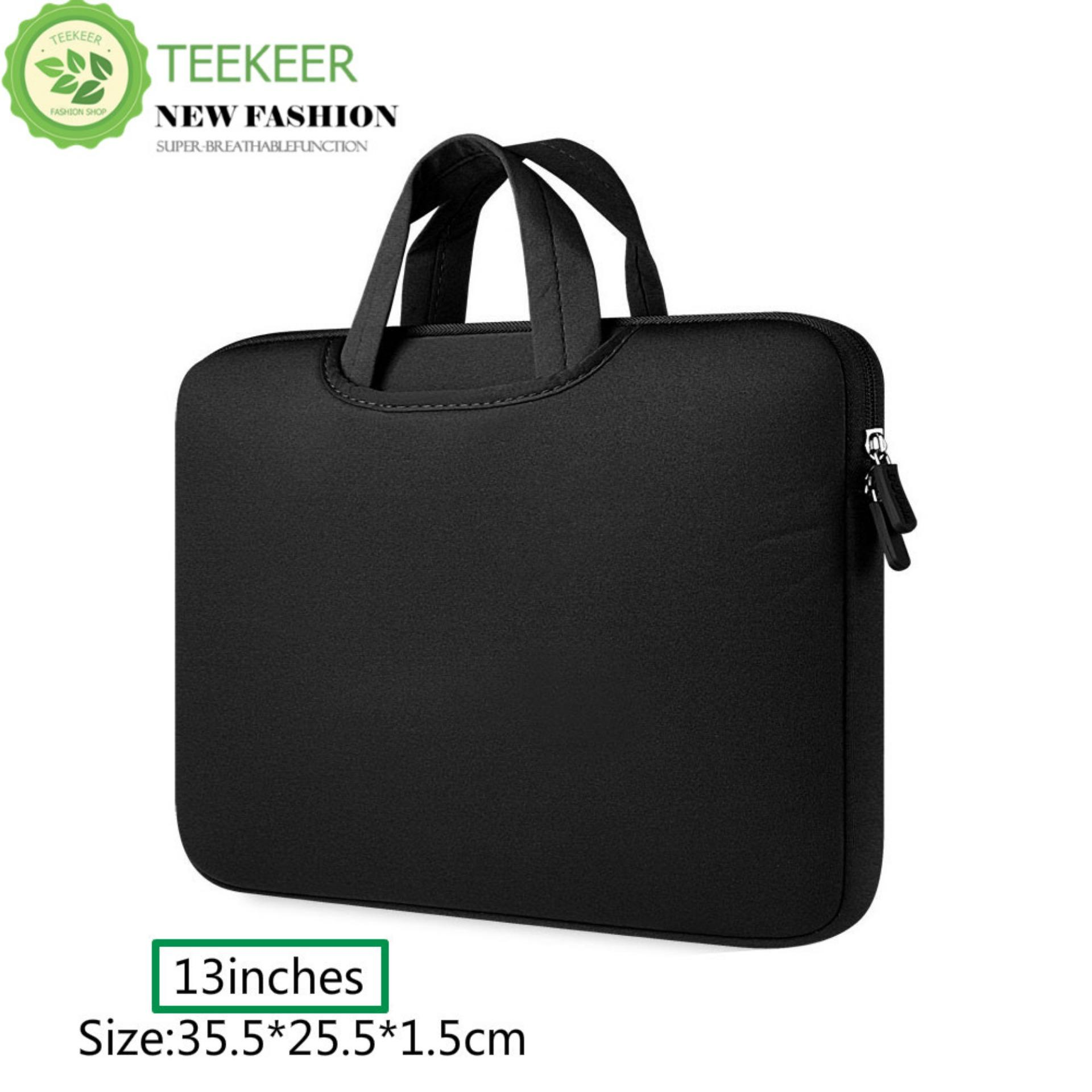Teekeer Laptop Notebook Sleeve Case Bag Cover For MacBook Air Pro 13 Inch PC 8e736e66f8cb