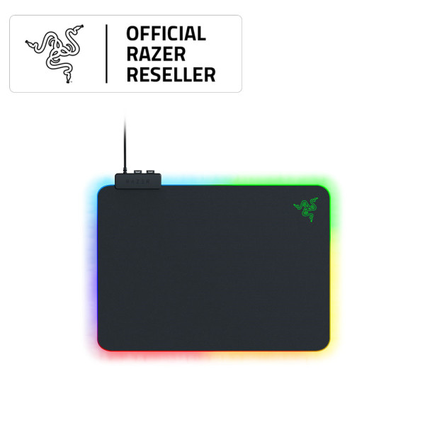 Razer Firefly V2 — Micro-textured Surface Mouse Mat with Razer Chroma™