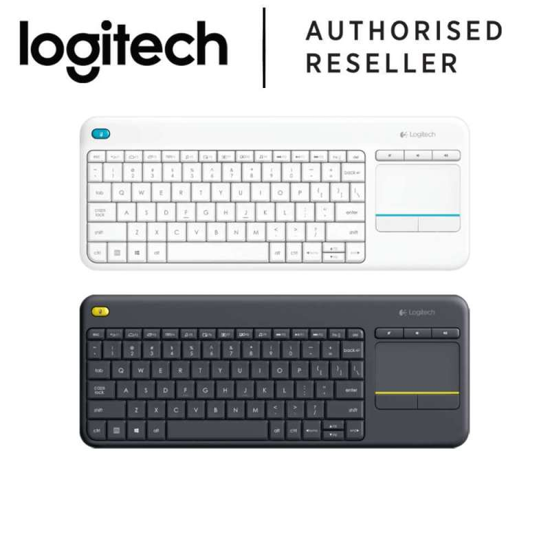 LOGITECH WIRELESS TOUCH KEYBOARD K400 PLUS Singapore