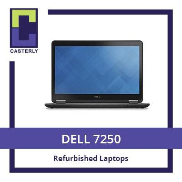 [Refurbished] DELL Latitude 7250 / Intel Core i5 / 8GB RAM / 256SSD / WIN 10 / 3 Months Warranty